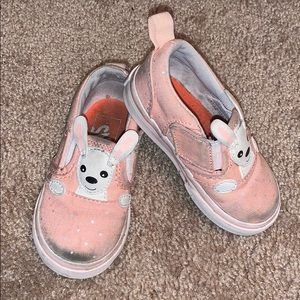 Toddler girl vans